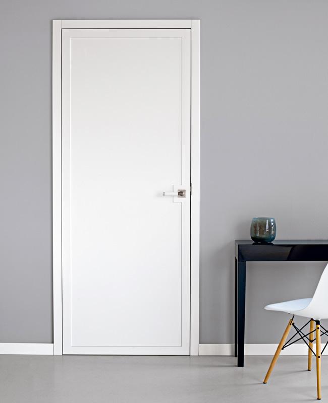 puristen 2 sch ne t ren. Black Bedroom Furniture Sets. Home Design Ideas