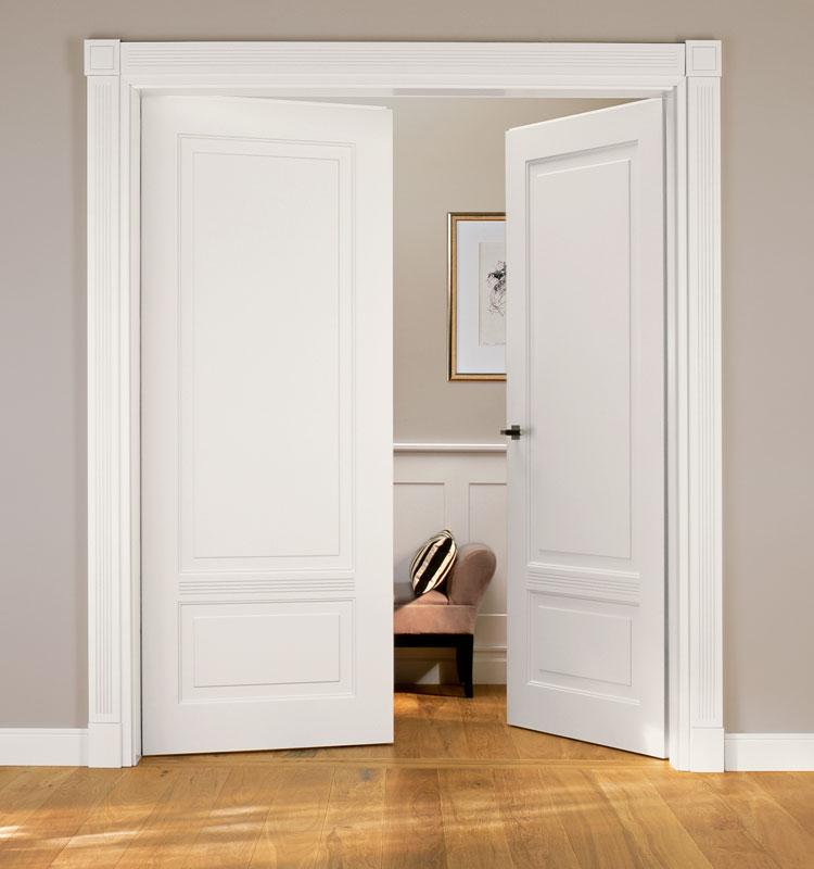 Doppelflügelige tür Stilisten | Schöne Türen