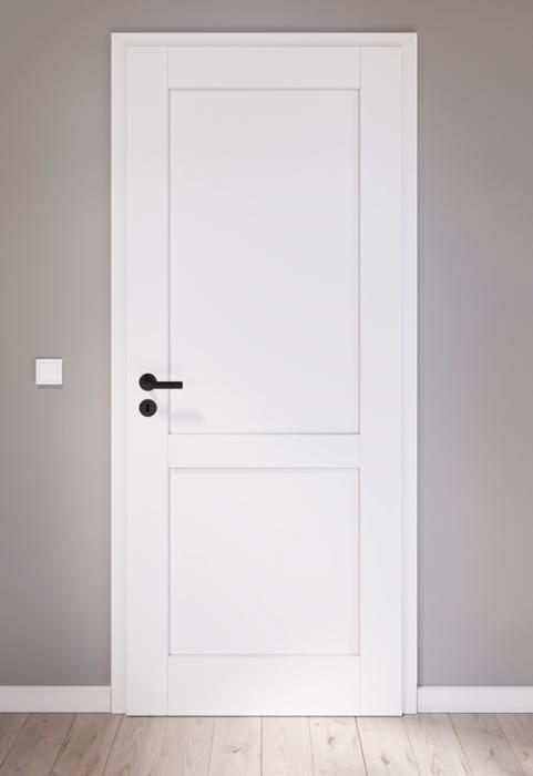 Tür EB.2 mit Zarge C