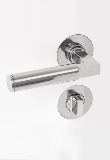 Drücker BK.5, WC-Verriegelunginnen