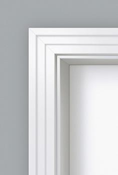 door frame b width of architrave 75 mm enter - Door Frames