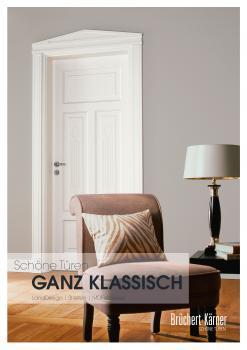 Kataloge Schöne Türen