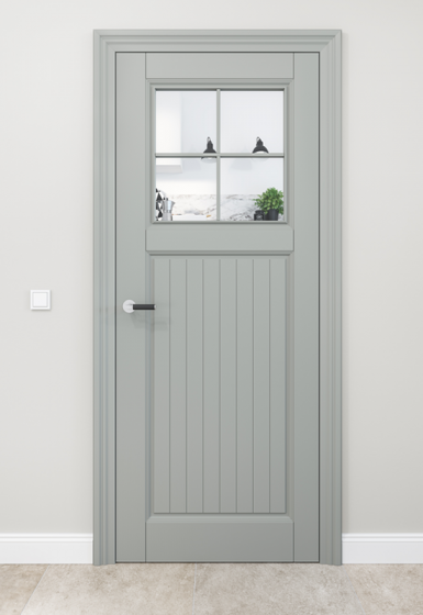 Land E.1 with Door Frame LD