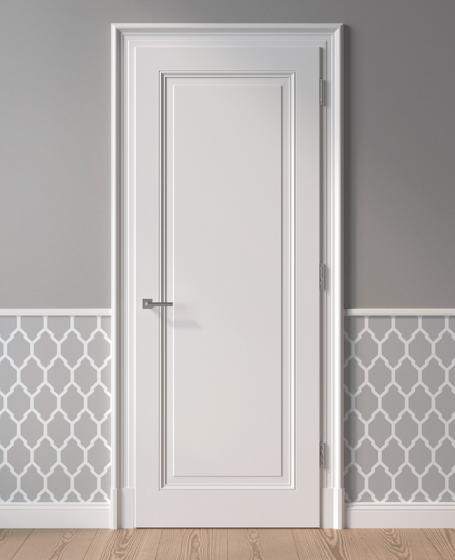 Tür D.1, Profil 2, Zarge Z.1