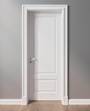 Tür D.3, Profil 2, Zarge Z.2