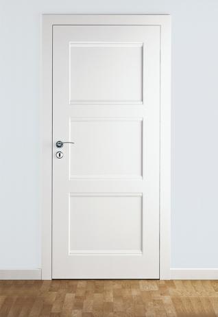 Tür S.6 mit Zarge S